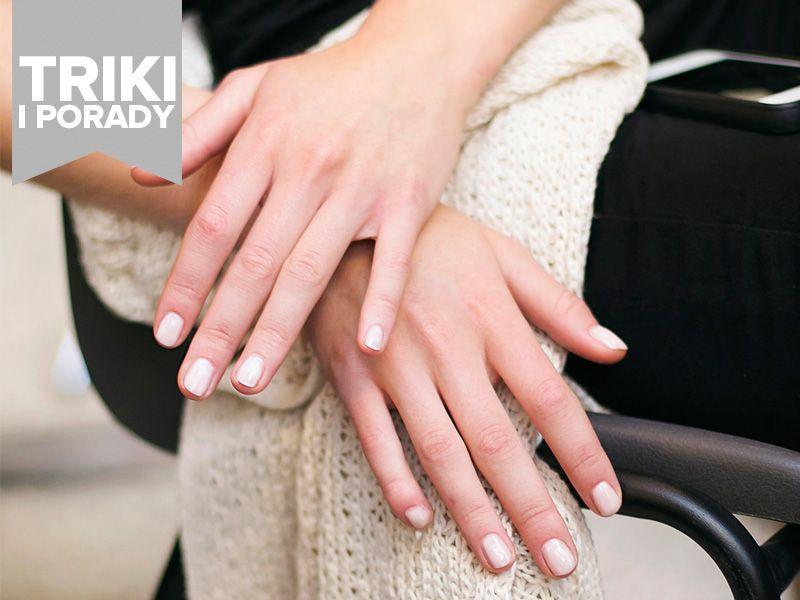 Manicure tytanowy lepszy niż hybryda!