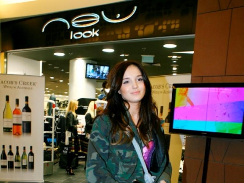 Marina Łuczenko została polską ambasadorką marki New Look!