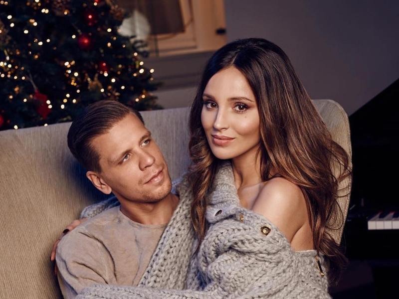 Marina Łuczenko-Szczęsna i Wojciech Szczęsny spodziewają się dziecka! Który to miesiąc?