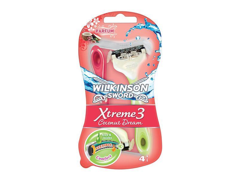 Maszynka Wilkinson Xtreme3 Coconut Dream
