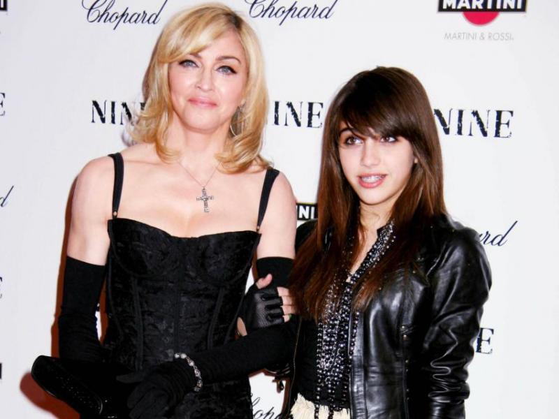 Material Girl - kolekcja Madonny i Lourdes