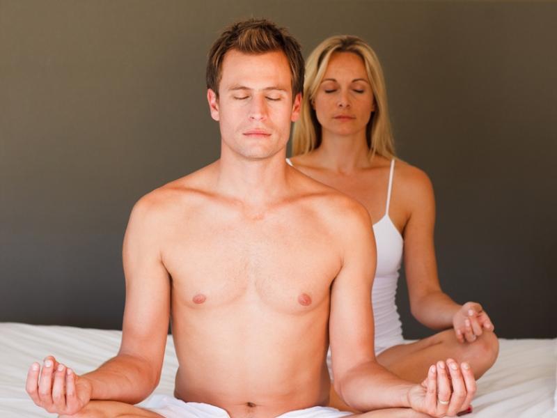 medytacja orgazm
