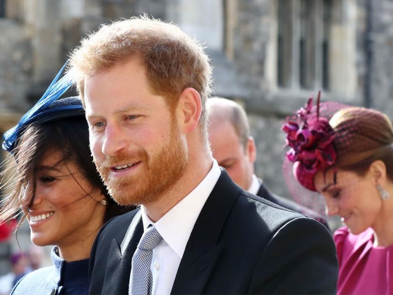 księżna Meghan i książę Harry wyprowadzają się z Pałacu Kensington
