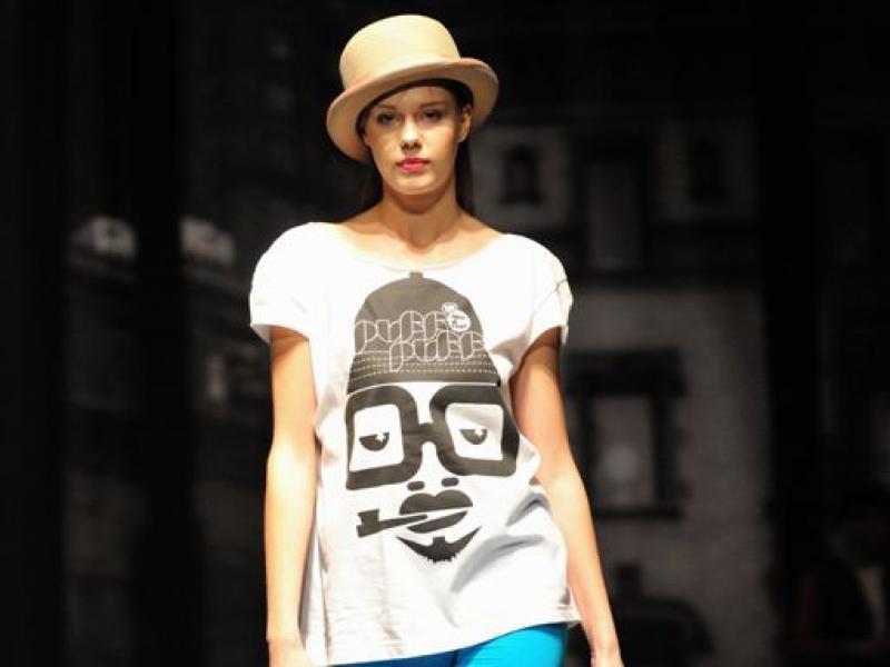 Kolekcja Grzegorza Gonsiora na V Fashion Week w Manufakturze - jesień-zima 2010/11