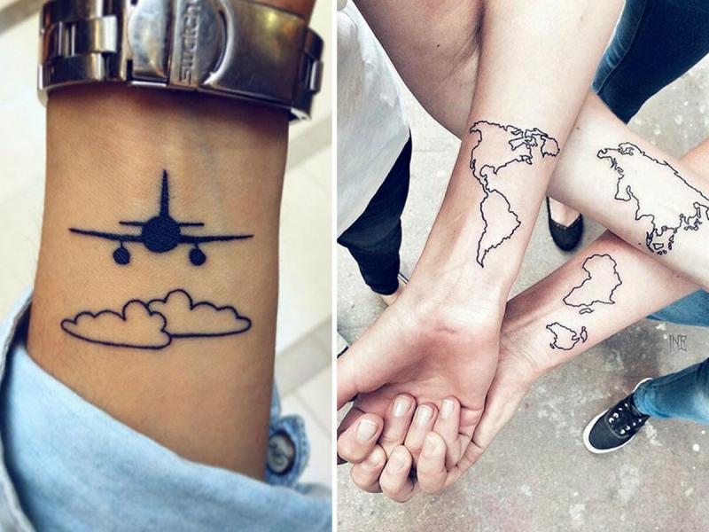Tatuaż Damski Najlepsze Tatuaże Dla Kobiet Pomysły I Wzory