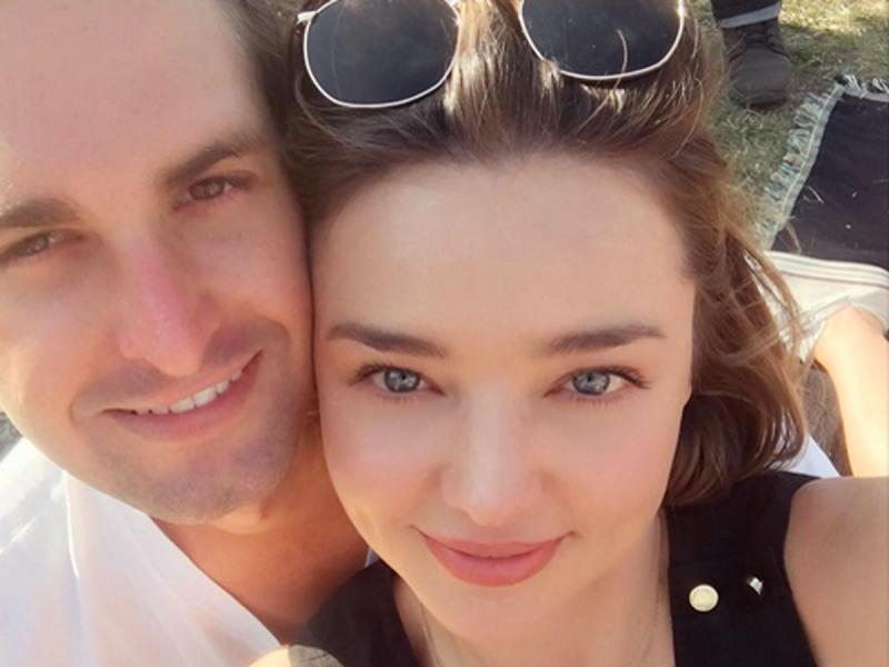 Miranda Kerr wzięła ślub z 8 lat młodszym od niej geniuszem i właścicielem fortuny