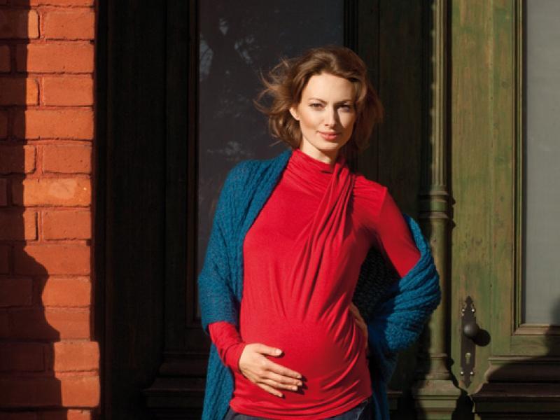 581c2a91 Moda ciążowa 9fashion - jesień-zima 2012/2013 - Trendy sezonu - Polki.pl