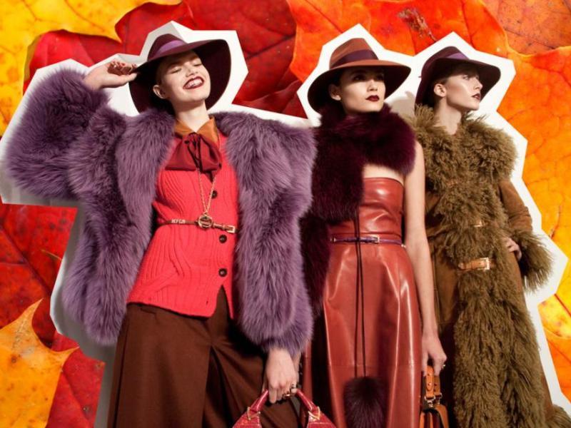 Moda na jesień 2011
