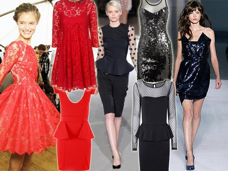 Moda na studniówkę 2013