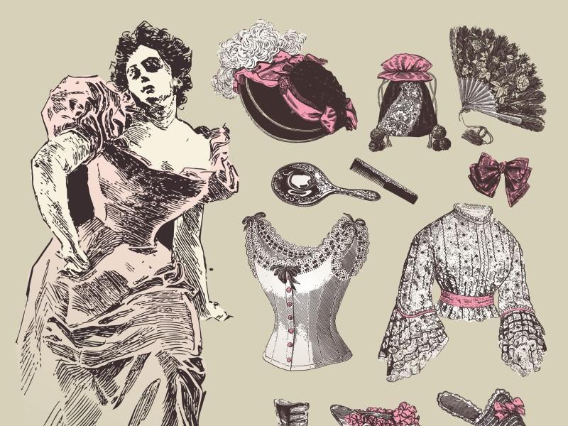 Moda XX wieku - początki