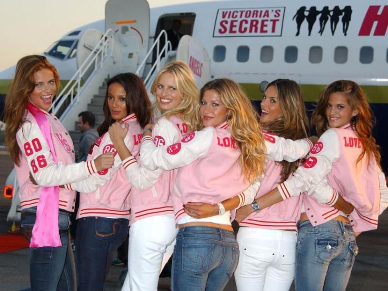 Modelki Victoria`s Secret zdradzają jak czuć się piękną
