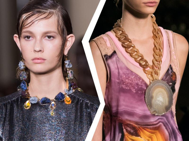 modna biżuteria wiosna-lato 2017