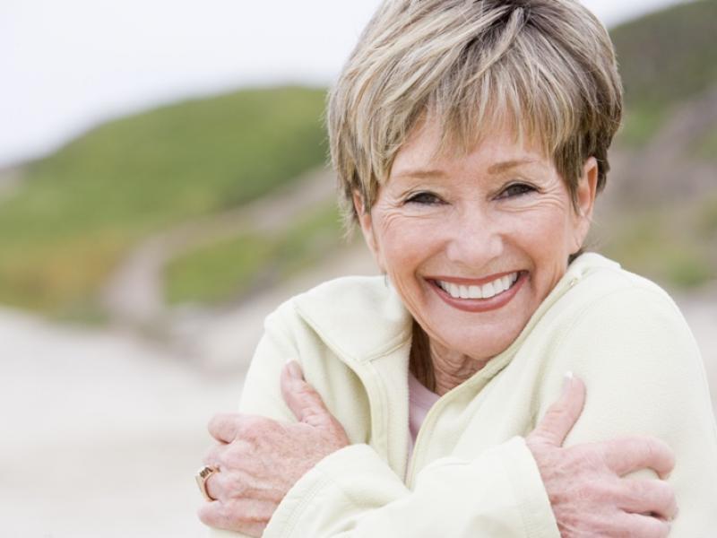 Modna w wieku 60 i 60+