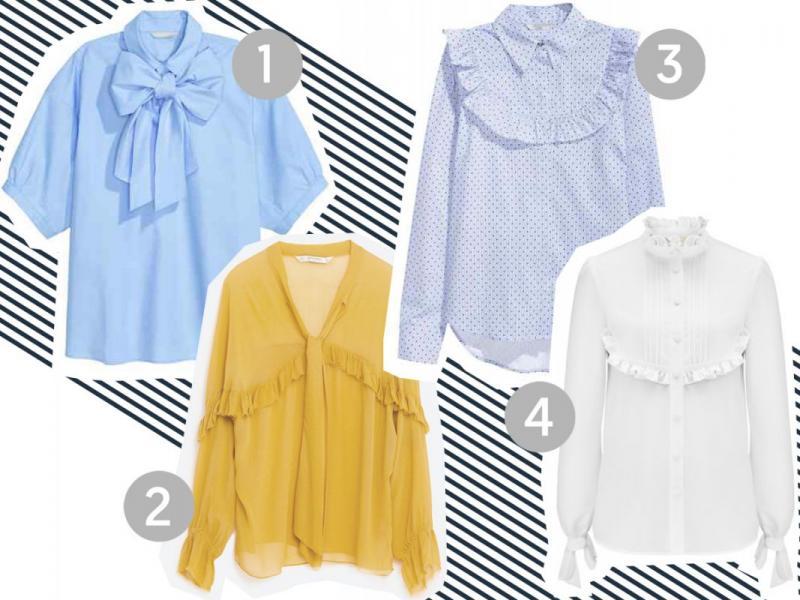 ozdobne bluzki
