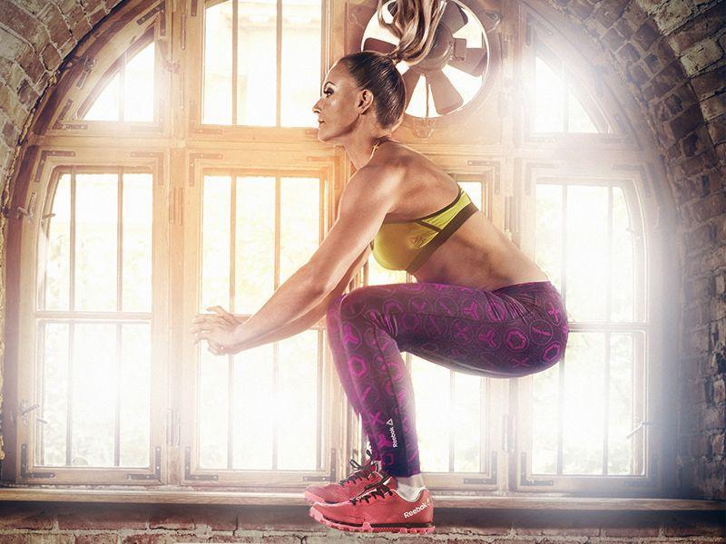 Modne legginsy z printem. Najlepsze do dynamicznych ćwiczeń!