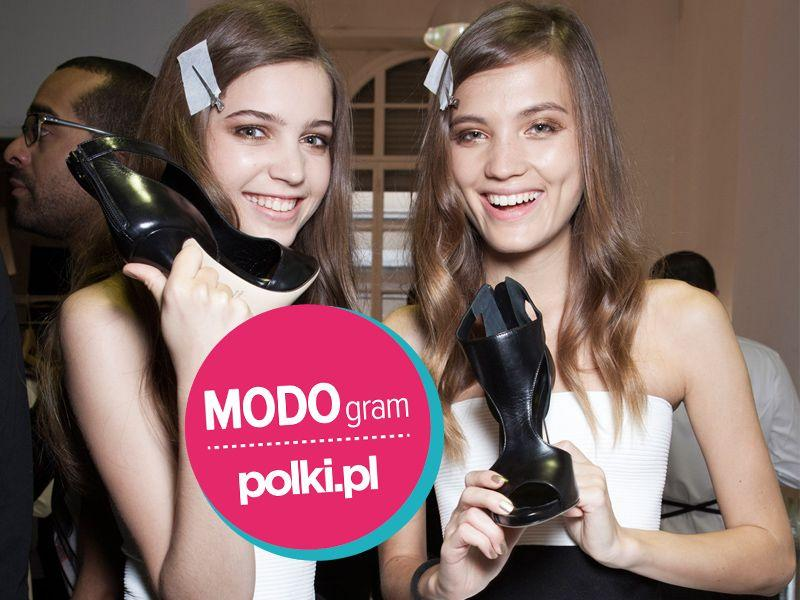MODOgram Polki.pl, czyli najgorętsze newsy ze świata mody