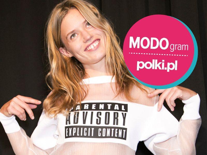 MODOgram Polki.pl: najświeższe newsy ze świata mody