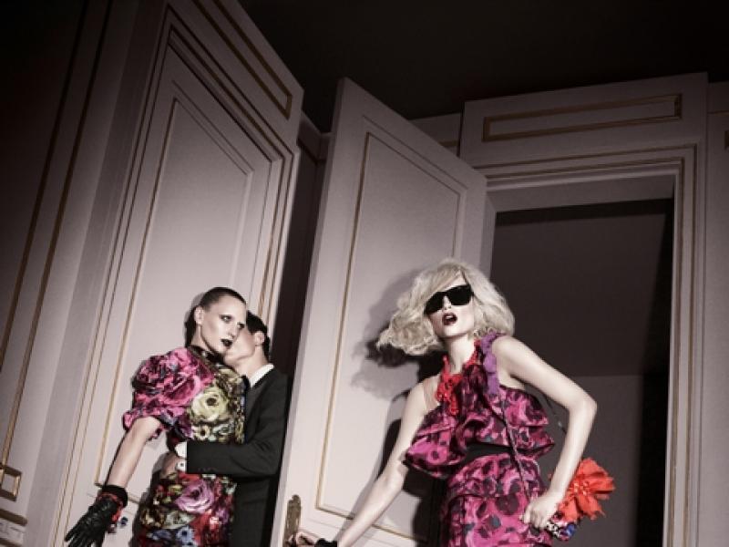 Modowy przedsmak kolekcji Lanvin dla H&M!