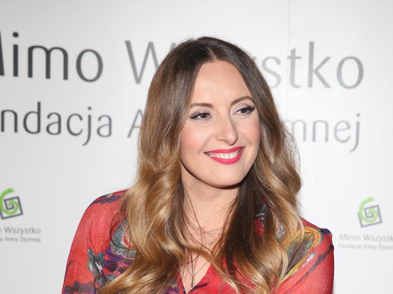 Monika Kuszyńska stanęła na własnych nogach pierwszy raz od wypadku!