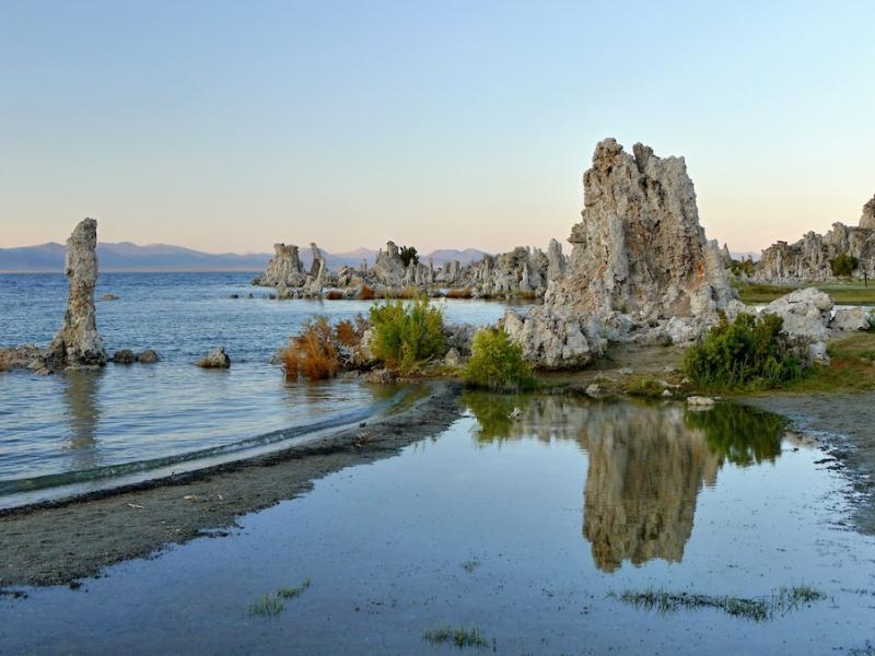 Mono Lake - jezioro z innej planety