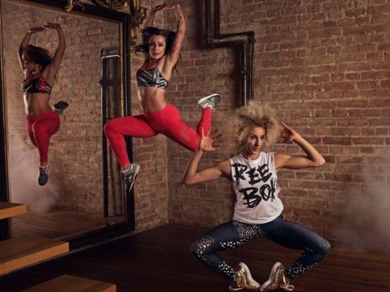 Must-have modnej miłośniczki fitness. Ultra kolorowe legginsy