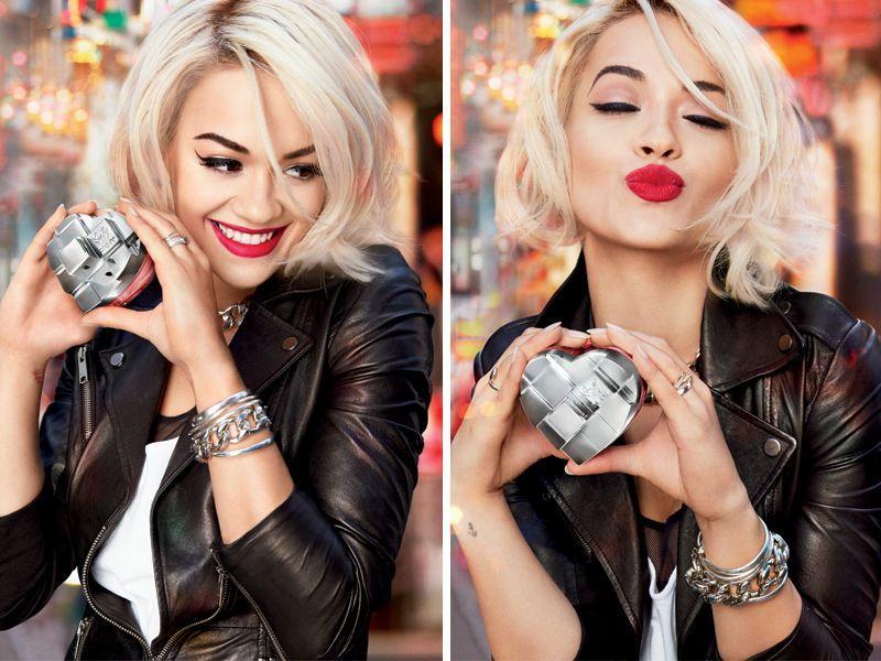 MyNY DKNY - Rita Ora twarzą perfum
