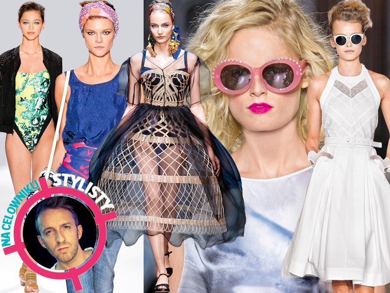 Na celowniku stylisty: 5 najgorętszych trendów na lato 2013