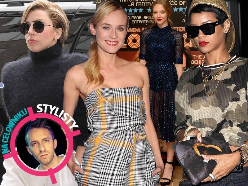 Na celowniku stylisty: gwiazdy lansują jesienne trendy
