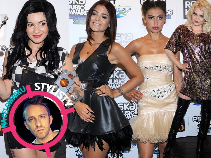 Na celowniku stylisty: Stylizacje na Eska Music Awards 2013