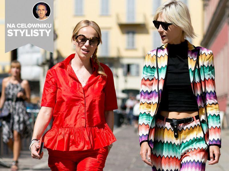 Na celowniku stylisty: ulubione trendy na wiosnę 2016
