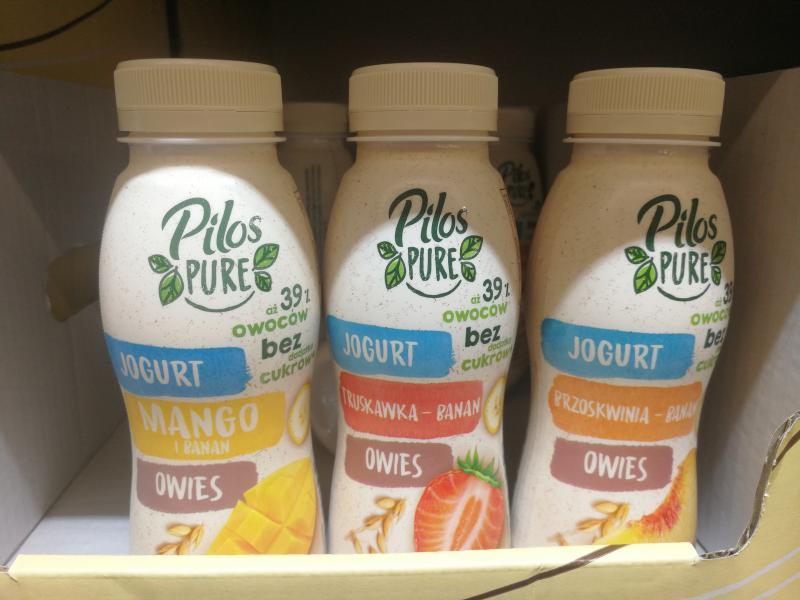 pilos jogurt pitny