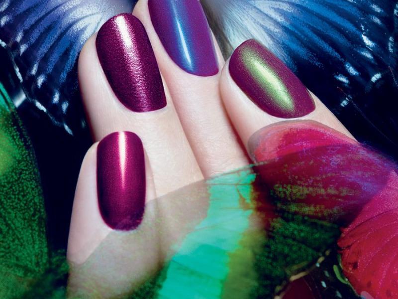 Nail Transformiations - czyli genialne lakiery MAC