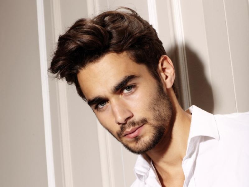 Najmodniejsze Fryzury Dla Mężczyzn Na Lato 2013 Fryzury