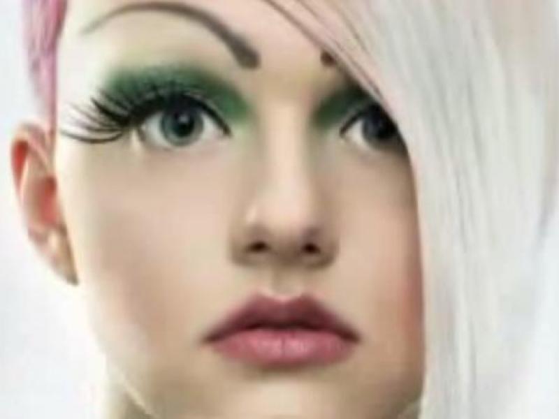 Najmodniejsze fryzury i kolory włosów (video)