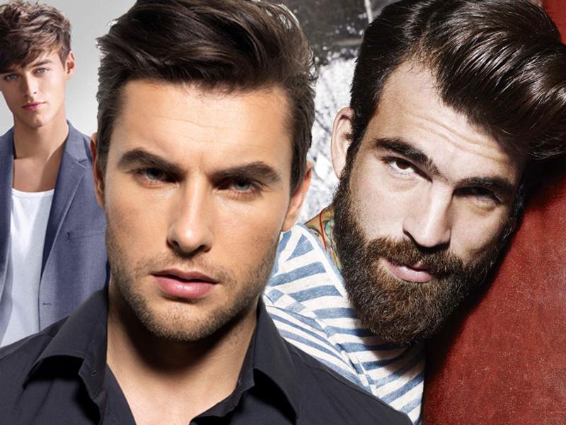 Fryzury Męskie 2016 Najmodniejsze Męskie Fryzury Fryzury