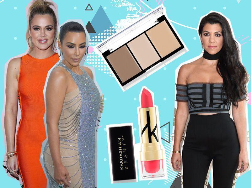 Najnowsza kolekcja kosmetyków od sióstr Kardashian