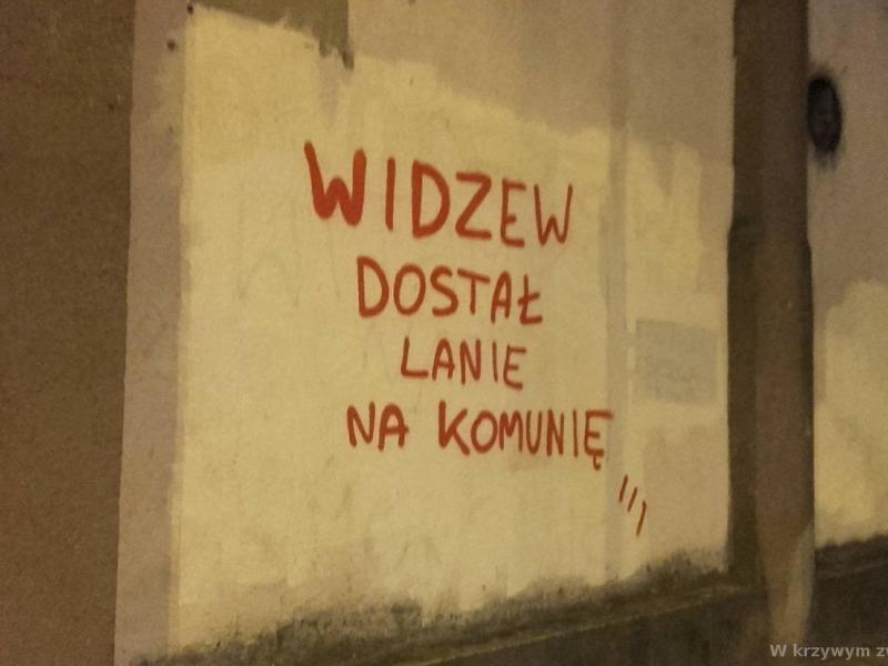 Napisy Kibicow Na Lodzkich Kamienicach Niezwykly Dialog Spoleczny Zjawisko Polki Pl