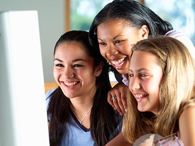Nastolatek i korekcja wzroku