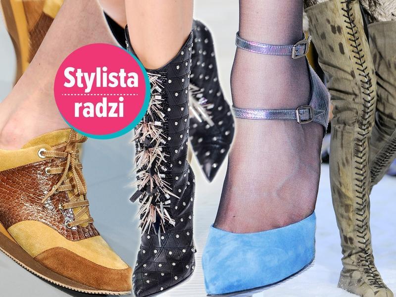 Nasz hit! 5 najmodniejszych modeli butów na jesień 2013