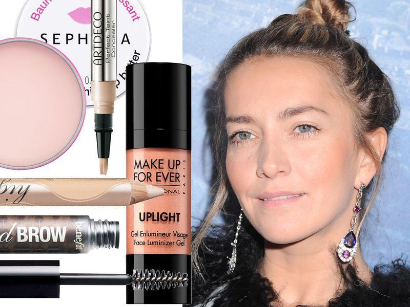 Naturalny makijaż w stylu Kamilli Baar