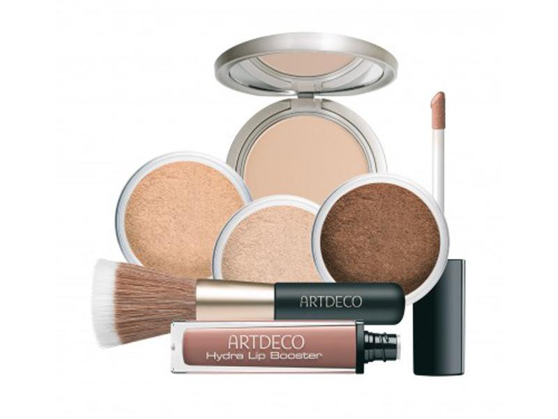Naturalny makijaż z Artdeco
