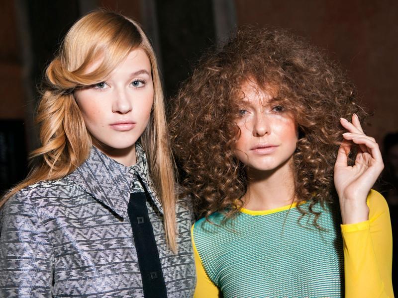Cienkie Włosy Kosmetyki I Triki Dodające Włosom Objętości