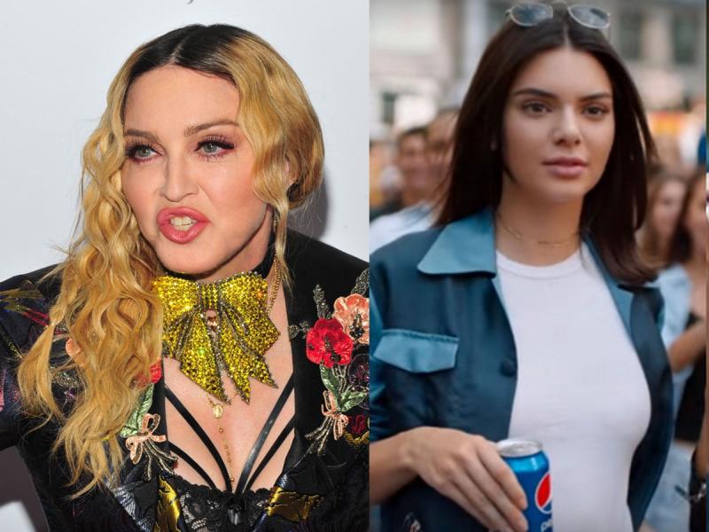 """Nawet Madonna nie oszczędziła kontrowersyjnej reklamy Pepsi: """"To g*** nie ma żadnego sensu!"""""""