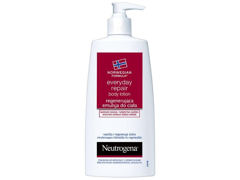 Neutrogena® Formuła Norweska™ Regenerująca emulsja do ciała