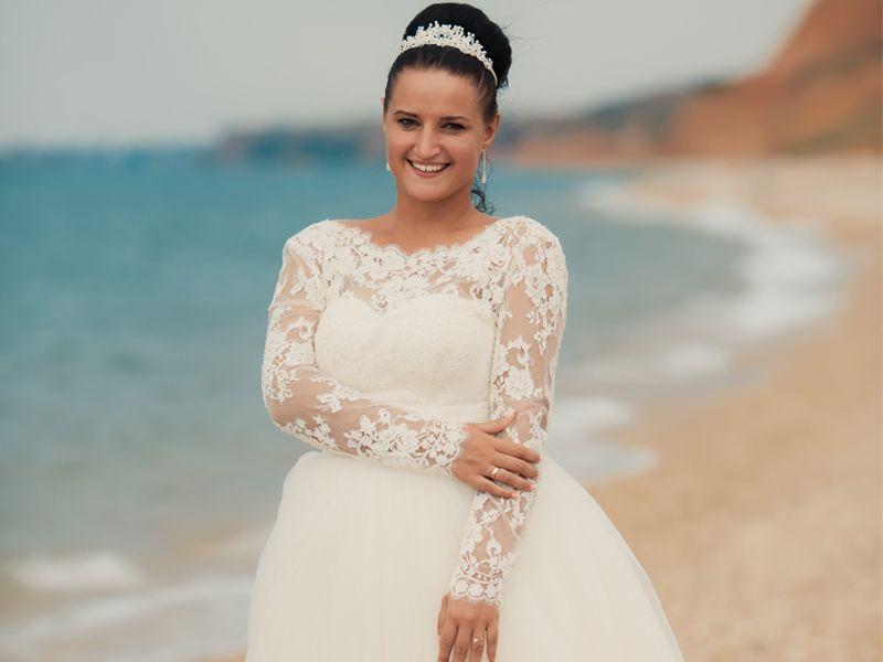 Suknia ślubna Dla Puszystej Panny Młodej Rodzaje Fasony Modele