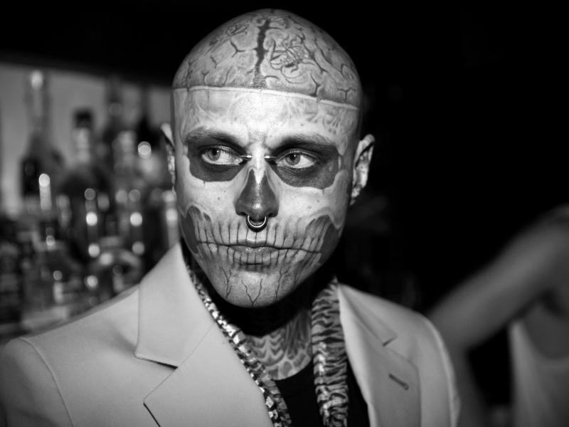 Nie żyje Zombie Boy. Na co zmarł popularny model?