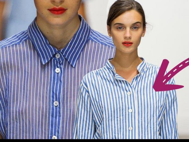 Niebieska koszula: must-have w biznesie