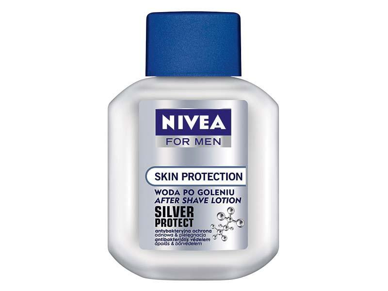 Nivea For Men Silver Protect