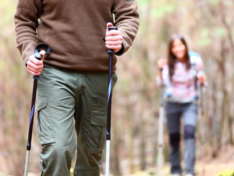 Nordic walking /fot. Fotolia