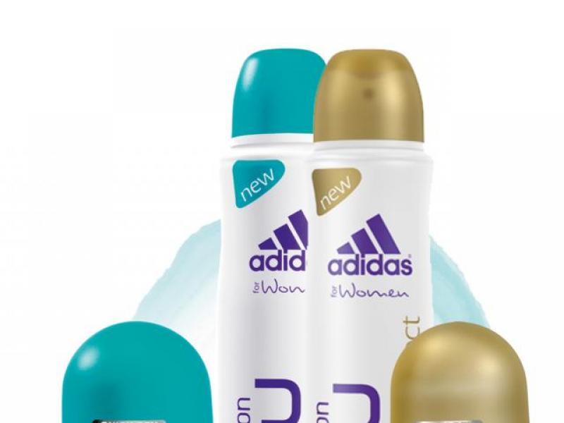 Nowe antyperspiranty Adidas Action 3